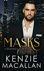 Masks - V2 - Kenzie Macallan - E-Cover.j