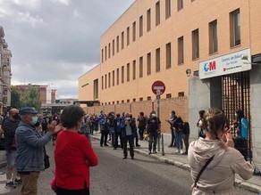 La Comunidad de Madrid empieza a vacunar contra el COVID19 sin cita previa