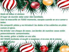 Recomendaciones para los días de Navidad
