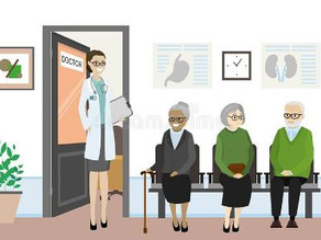 Comienza la vacunación para los de 80 años en adelante, en la Comunidad de Madrid