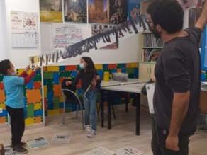 Coincidiendo con el Día del Libro, Alucinos organiza un taller de lectura para los peques