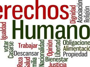 10 de diciembre. Día Internacional de los Derechos Humanos