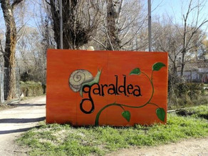 Alucinos y los chavales de San Fermín  se van unos días a Garaldea