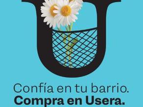 Confia en Usera. Compra en Usera