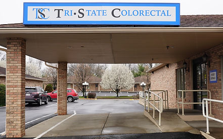 Entrance of Tri State Colorectal