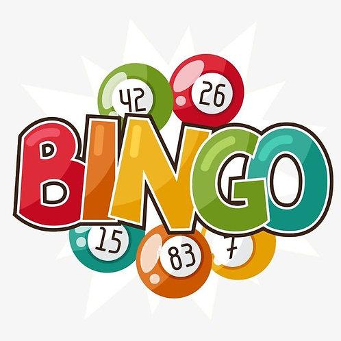 Bingo Tickets