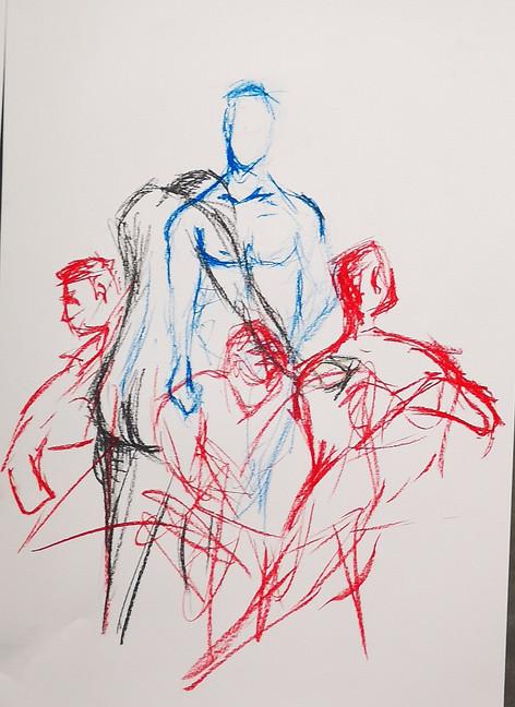 @Figuration life art session