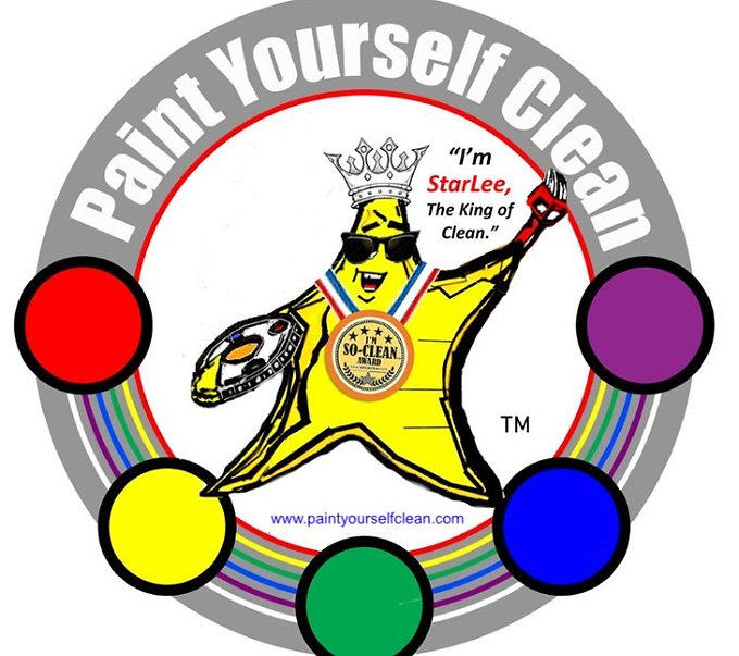 Paint Yourself Clean
