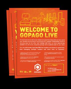 GoPago One Sheets - Salon Focus