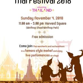 Thai Festival 2018