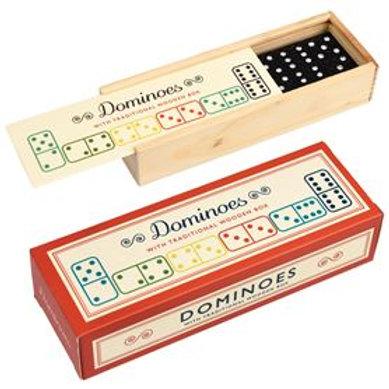 Jeux bois Dominos