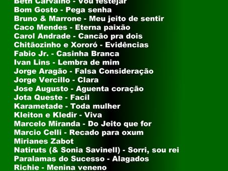 Eterna Paixão - Top 30 / 2019