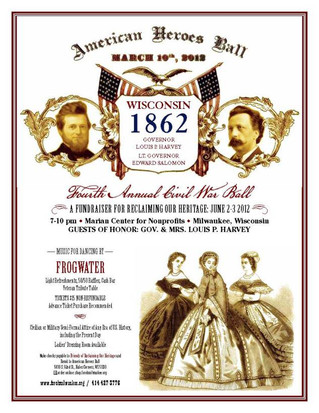Reclaiming our Heritage Announces Fourth Annual Civil War Ball