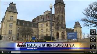 Fox 6: VA seeks proposals to rehab, reuse Soldiers Home buildings