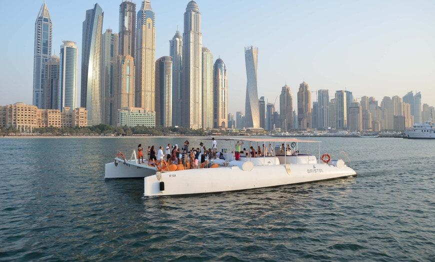 64ft Catamaran - The Palm Catamaran