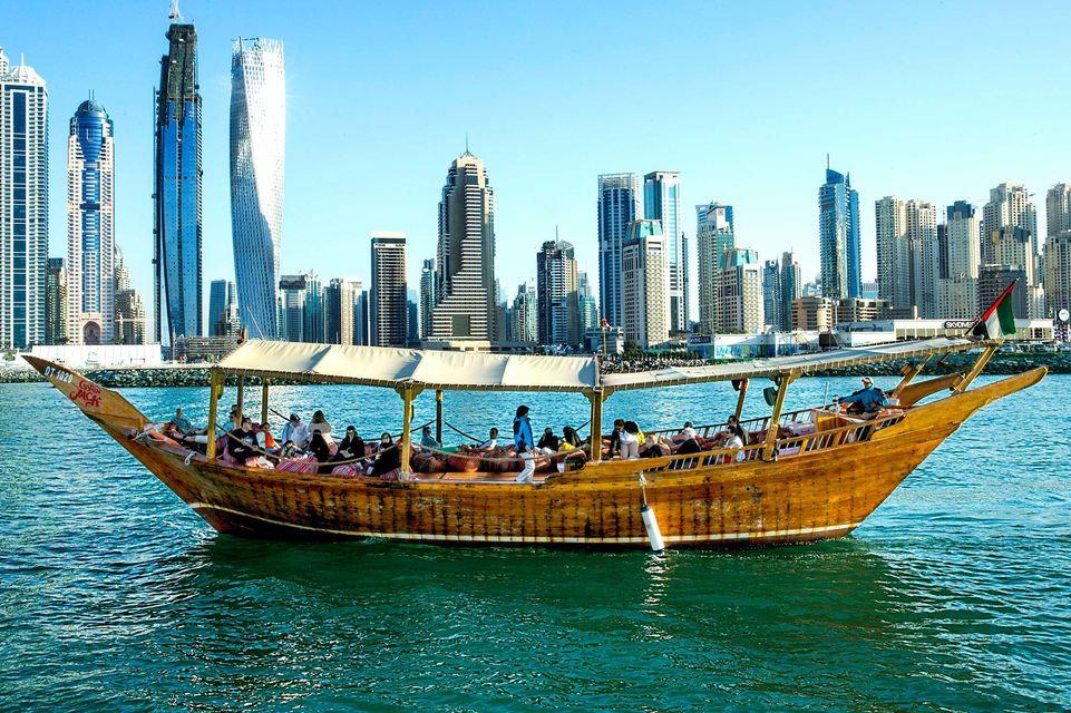 Captain Jack - Arabian Dhow Cruise