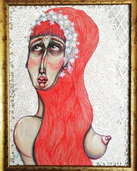 Portrait ou Vanité