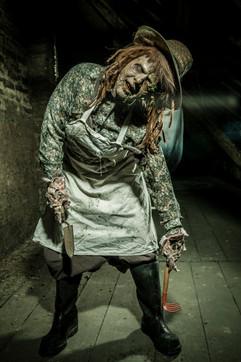 Zombie jardinier