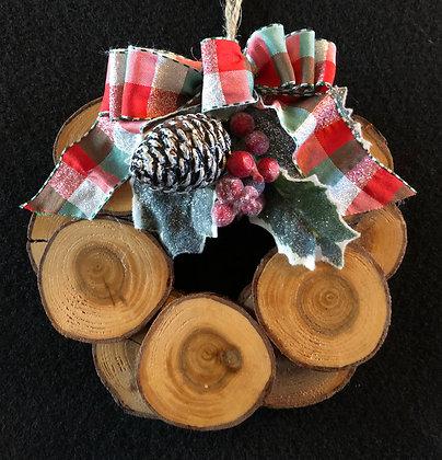 Mini wreath Ornament 5
