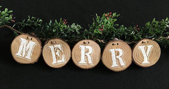 Boxwood Christmas Garland