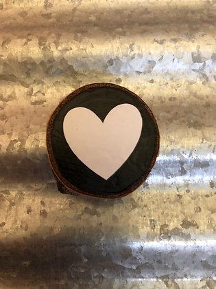 Refrigerator Magnet - Heart