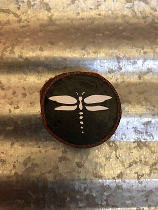 Refrigerator Magnet - Dragonfly