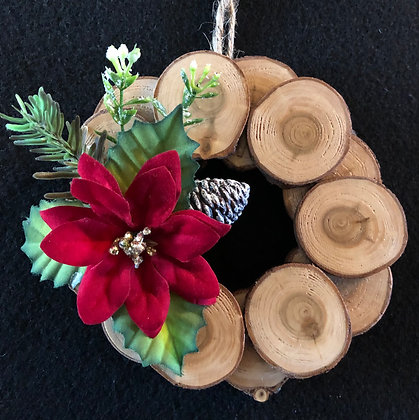 Mini wreath Ornament 4