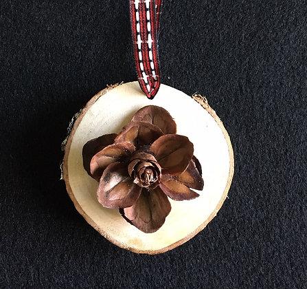 Pinecone Rose