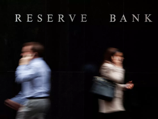 BY TARYN PARIS Reserve Bank Policy Underscores Strong Economic Recovery
