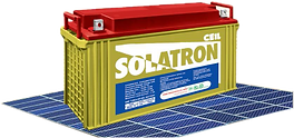 Solatron Gel Batery Deep Cycle