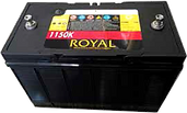 Royal Semi-sealed Battery