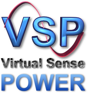 Virtual Sense Power Logo