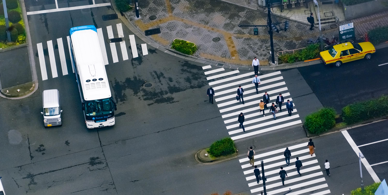 Crosswalk, 2019