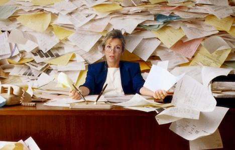 Keeping Your Paperwork Tidy