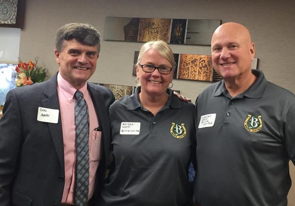 Don Ayers, Kristin Wolf, & Warren Wolf