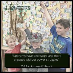 Arrowsmith students