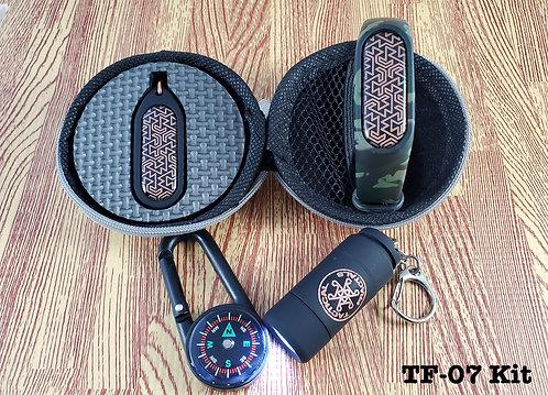 TF-07 Green Tactical Fractal Kit