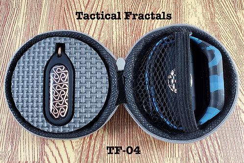 TF-04 Blue Tactical Fractals Kit