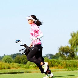 スピードゴルフに誰でもチャレンジできる