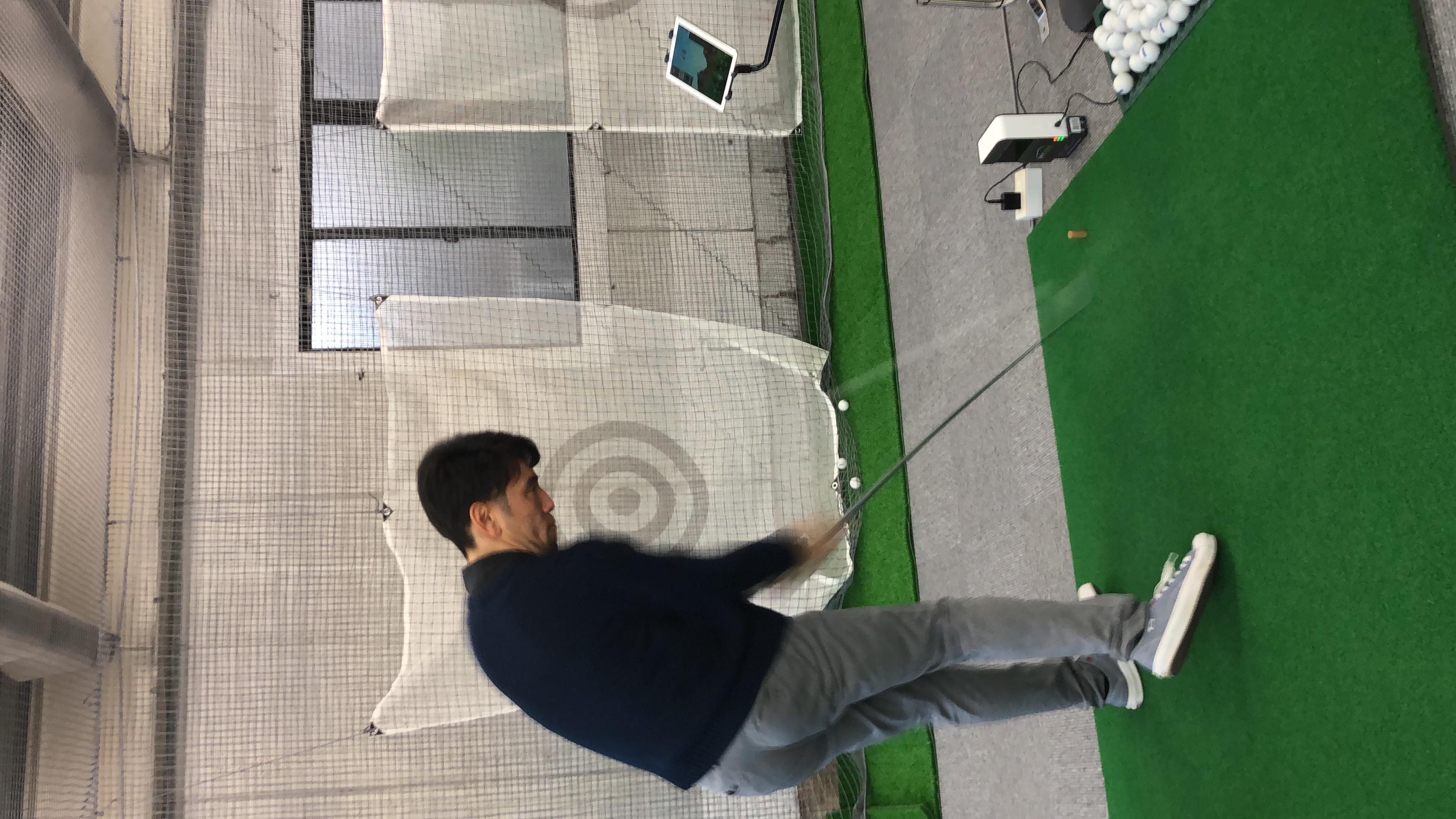 インパクト 山田コーチ