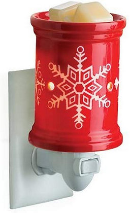 Snowflake Plug In Melter