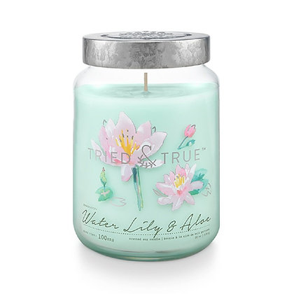 Water Lily & Aloe 22 Ounce
