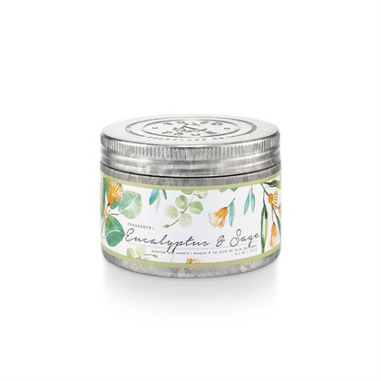 Eucalyptus & Sage 4oz Soy Wax Candle Tin