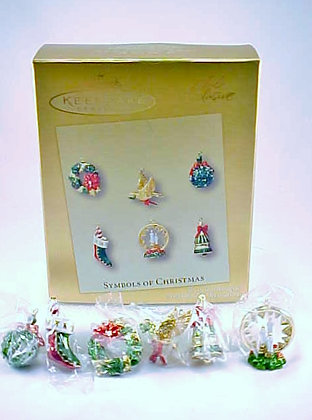 Symbols Of Christmas Set 6 Hallmark