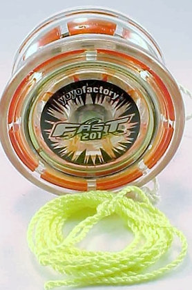 F.A.S.T. 201 YOYO CLEAR RED
