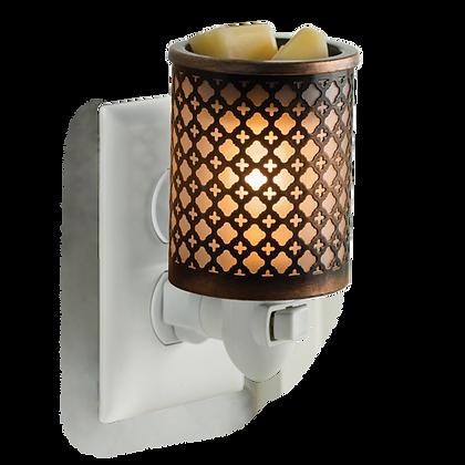 Moroccan Illumination Plug In Melter