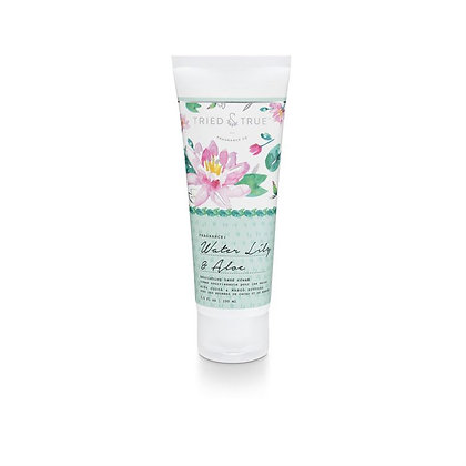 Tried & True Water Lily and Aloe Hand Cream 3.5 Ounce