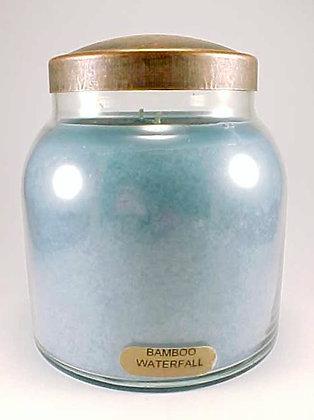 BAMBOO WATERFALL JAR 34 OZ