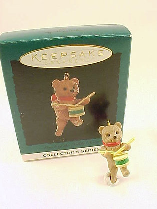 1994 March Of The Teddy Bears Miniature