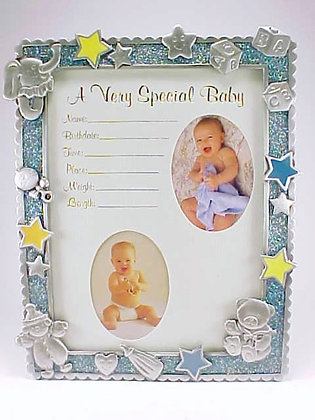 A VERY SPECIAL BABY FRAME